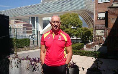 Rodolfo Alonso – Campeonato Mundial de Karate Madrid 2019