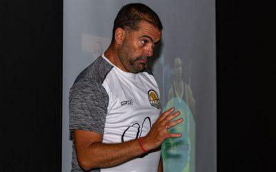 Maste class Jenaro Díaz