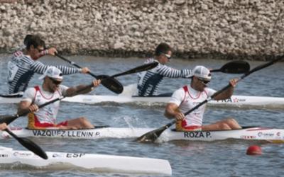 Medalla de plata – Copa del mundo piragüismo – Szeged Hungría 2020